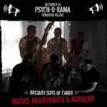 CD - Bastards Sons Of Cavan - Masks, Megaphones & Mayhem