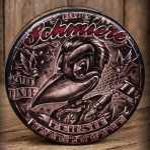 yPomade - Schmiere - Rote Tinte (Mittel) (140ml)