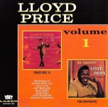 CD - Lloyd Price Vol. 1