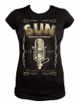 Girl-Shirt Steady - Sun Records Border Mic