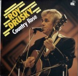 LP - Roy Drusky - Country Rose