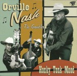 CD - Orville Nash & The Gamblers - Honky Tonk Mood