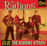 CD - Radions - The Radions Attack!