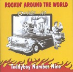 CD - VA - Rockin' Around The World - Teddyboy Number Nine