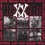 CD - Hexxers - Freaks With The Savage Beat