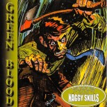 CD - Naggy Skills - Green Blood
