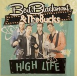CD - Bert Blackmont & The Bucks - High Life