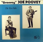 LP - Groovey Joe Poovey - The Two Sides