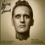 CD - Nigel Lewis & The Zorchmen - Ladies And Gentleman, Attentio
