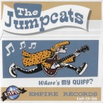 CD - Jumpcats - WHERE'S MY QUIFF?