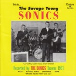 LP - Sonics - The Savage Young Sonics