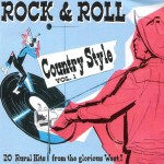CD - VA - Rock'n'Roll Country Style Vol. 1