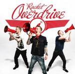 CD - Rocket Overdrive - self titled