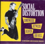 CD - Social Distortion - Somewhere Between Heaven And Hell