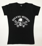 Girl Shirt - Walldorf  Weekender Skull