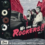 LP - VA - We Are The Rockers!! Vol.1