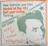 Single - Ray Campi - King Of Texas Rockabilly