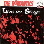 CD - Romantics - Live On Stage