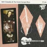 CD - Bill Crittenden & The Sweet Georgia Boys - Hard Luck Baby