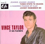 Single - Vince Taylor Et Ses Playboys - Jeannie Jeannie Jeannie
