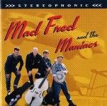 CD - Mad Fred & The Maniacs - Mad Fred & The Maniacs