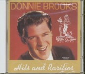 CD - Donnie Brooks - Hits And Rarities