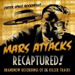CD - Mars Attacks - Recaptured!