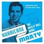 Single - Hurricane Marty - Hurricane Rock / Calypso Baby Rock