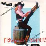 CD - VA - Friday Night Rumble! Vol. 7