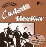 CD - VA - Crazy Rockin