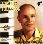 CD - Tommie Tolleson - A King From The Gulf Coast