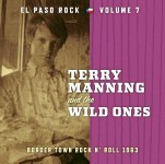 LP - VA - El Paso Rock Vol. 7: Terry Manning And The Wild Ones