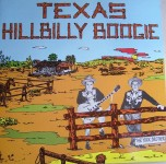 LP - York Brothers - Texas Hillbilly Boogie