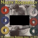 LP - VA - Nasty Rockabilly Vol. 14