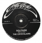 Single - Crystalairs - Solitaire, Just For Tonight