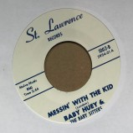Single - Baby Huey - Monkey Man / Messin? With The Kid