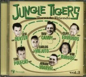 CD - Jungle Tigers - Tornado Friends Vol. 2