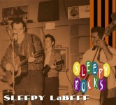 CD - Sleepy LABEEF - Sleepy Rocks