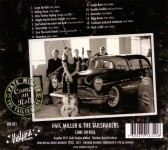 CD - Pat C. Miller & The Tailshakers - Come On Roll