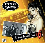 CD - VA - Rockers Kulture - The French Rockabilly Scene - Vol. 6
