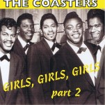 CD - Coasters - Girls, Girls, Girls Part 2