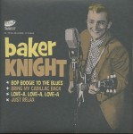 Single - Baker Knight - Bop Boogie To The Blues
