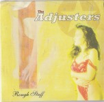 CD-EP - Adjusters - Rough Stuff