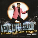 DVD - Rebel Dean - Tribute To Shakin' Stevens