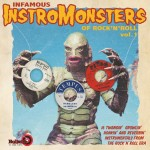 LP - VA -  Infamous Instro-Monsters Vol. 1