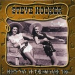 CD - Steve Hooker - Don't try to understand `em