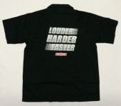 Workershirt Race Gear - Louder Harder Faster