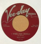 Single - Billy Boy (Arnold) - I Wish You Would / I Was Fooled