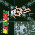 CD - Matchbox - Rockabilly Dynamos - Vol. 2