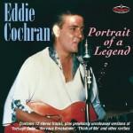CD - Eddie Cochran - Portrait Of A Legend
